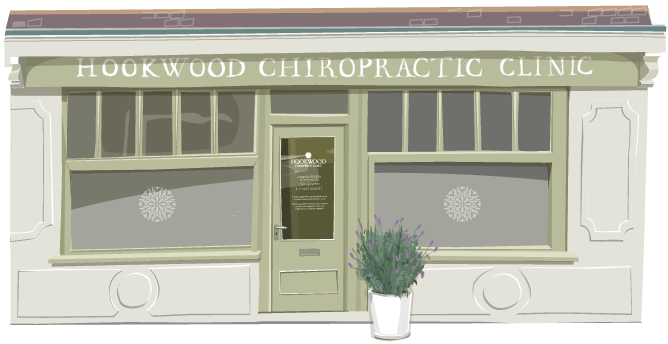 Illustration of Hookwood Chiropractic Clinic